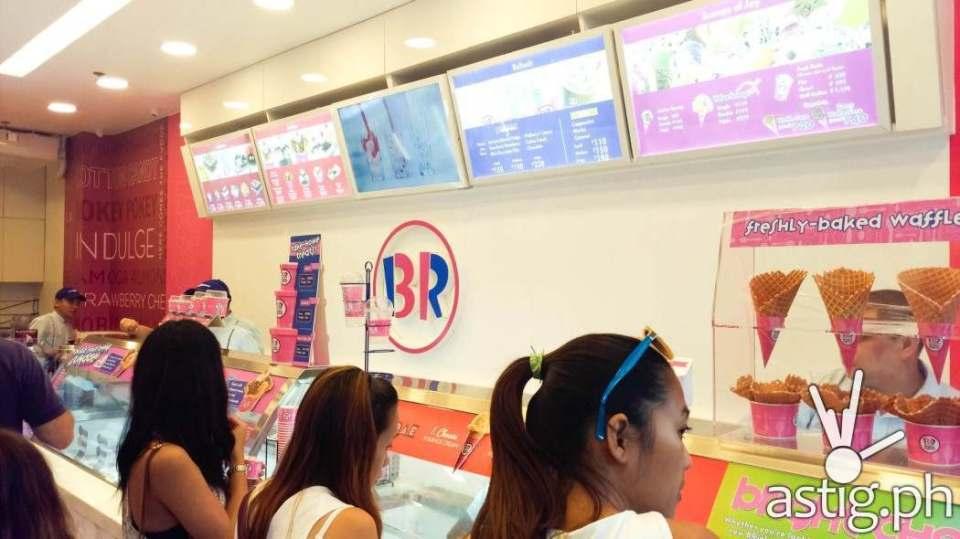 Baskin-Robbins Bonifacio High Street BGC Taguig