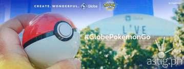 #GlobePokemonGo