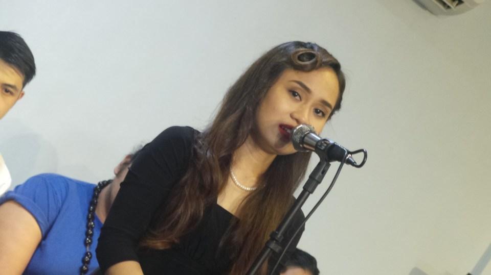Ang Sabi Nila, performed by KL Dizon