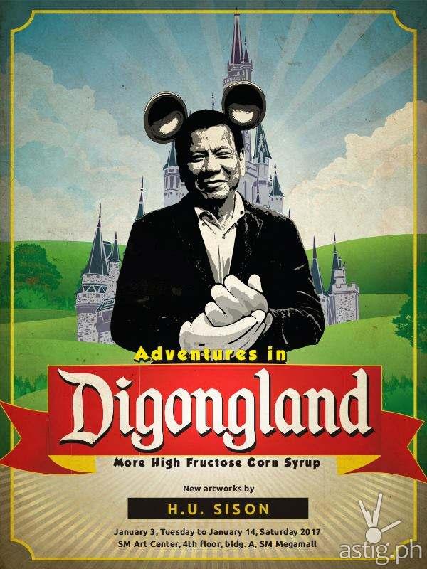 Digongland poster