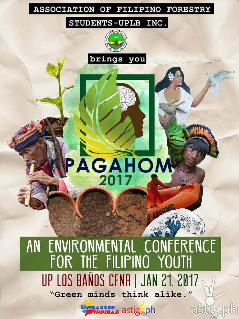 Pagahom 2017 poster