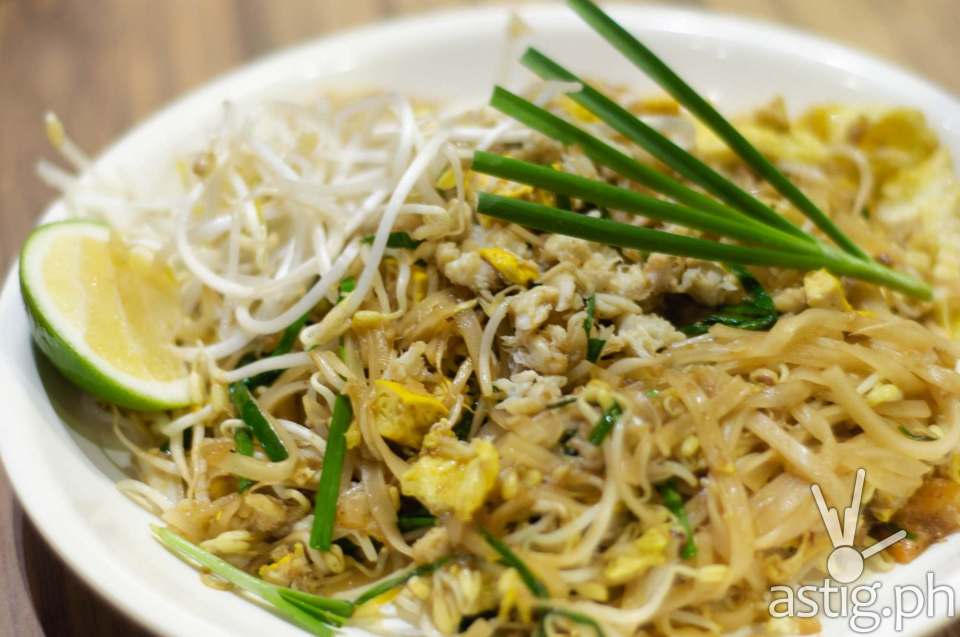 BKK Express - Pad Thai Crabmeat (P250)