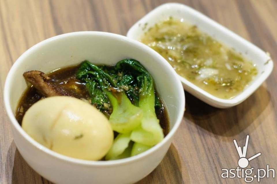 BKK Express - Pork belly in 5-spice with hard boiled egg (P260)