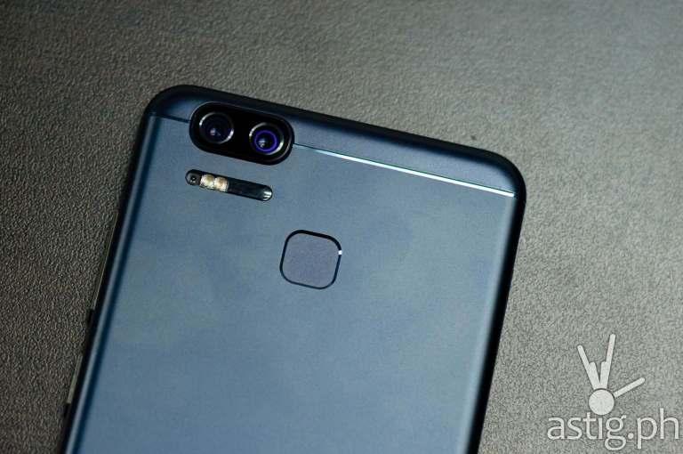 Dual rear cameras - ASUS Zenfone 3 Zoom (2)