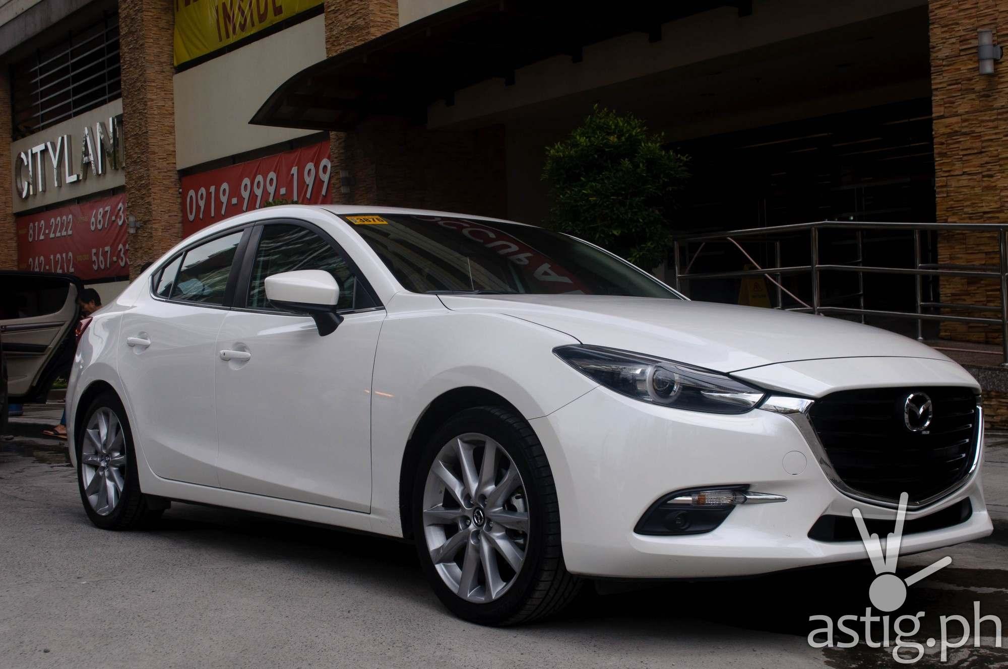 Mazda3 2017 2 0 Skyactiv R Sedan Review Astig Ph