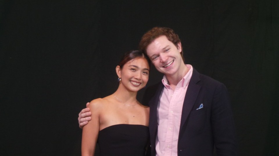 Candice Adea and Joseph Phillips
