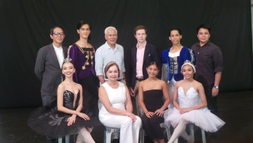 Swan Lake Cast and Crew