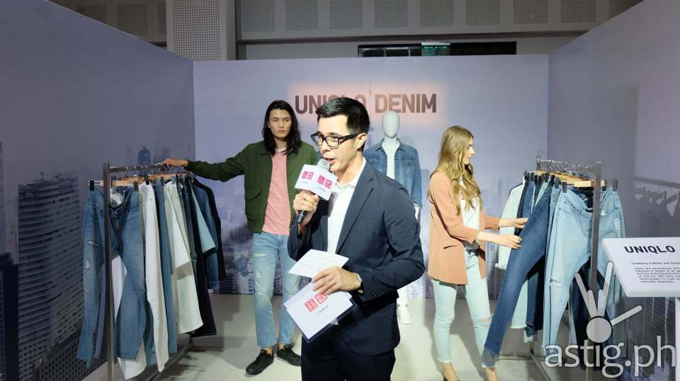 UNIQLO DENIM