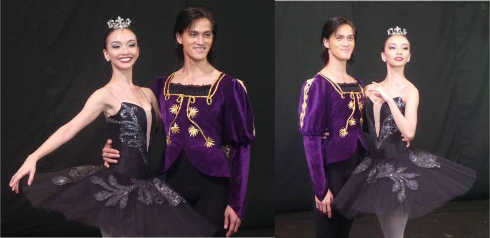 Denise Parungao and Garry Corpuz