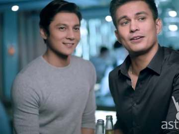 Are alpha bros Joseph C Marco and Tom Rodriguez hitting on girls ... or is it the other way around?