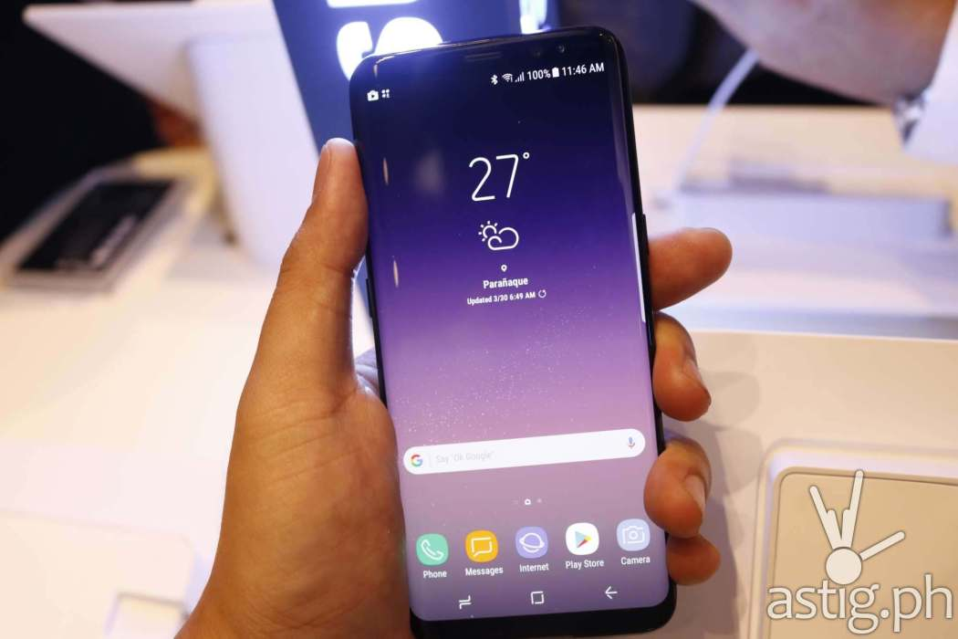 Samsung Galaxy S8, S8 plus Philippine launch