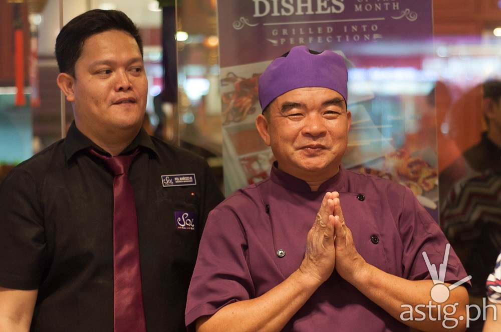Soi Thai Star Chef