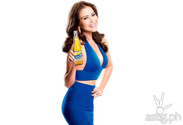 You, Bella Padilla, and a bottle of San Mig Light. That's the dream.
