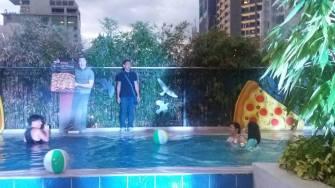 shake pool