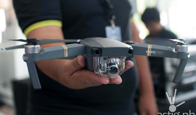 DJI selects MSI-ECS as PH distributor of aerial drones and Osmo mobile gimbals