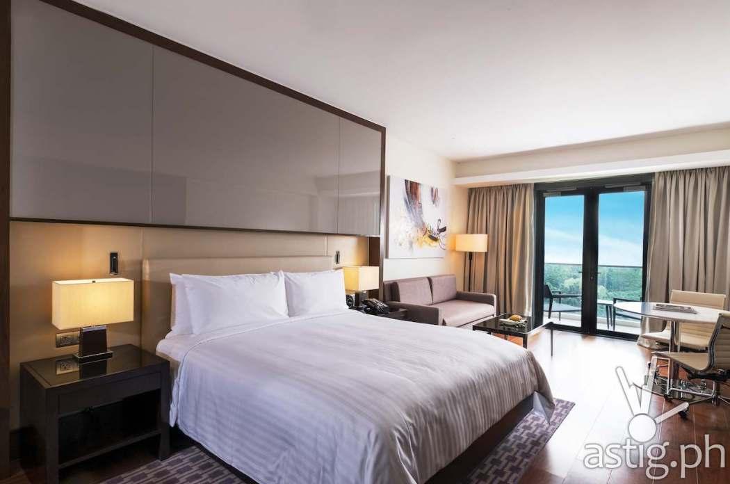 Premium Room at Marriott West Wing