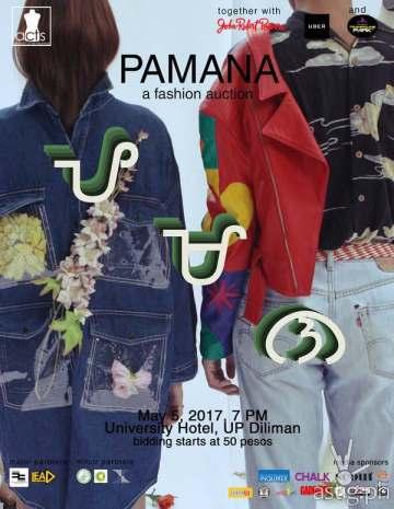PAMANA poster