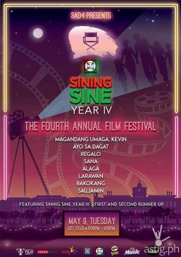Sining Sine poster