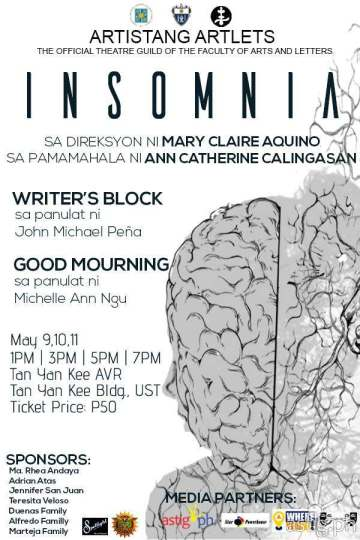Insomnia by UST Artistang Artlets