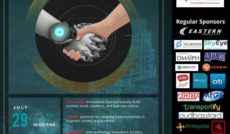 TECHtonic 2017: Manila Tech Convention [event]