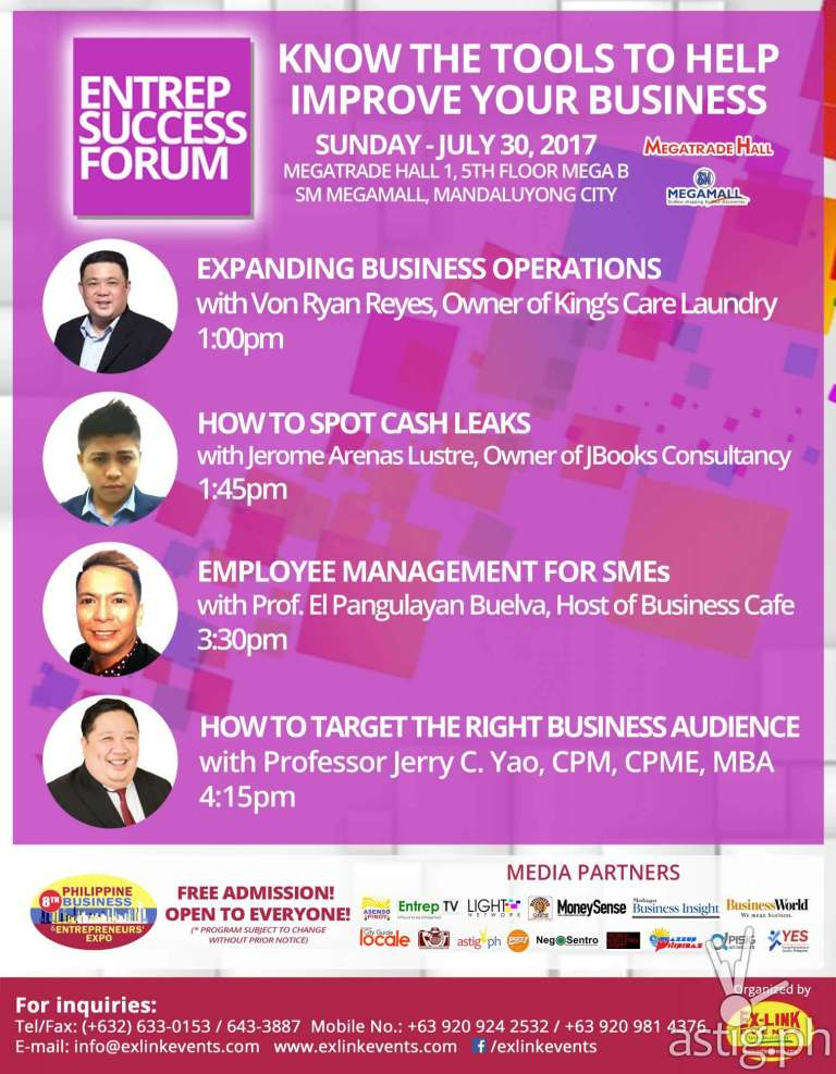 Entrep Success Forum