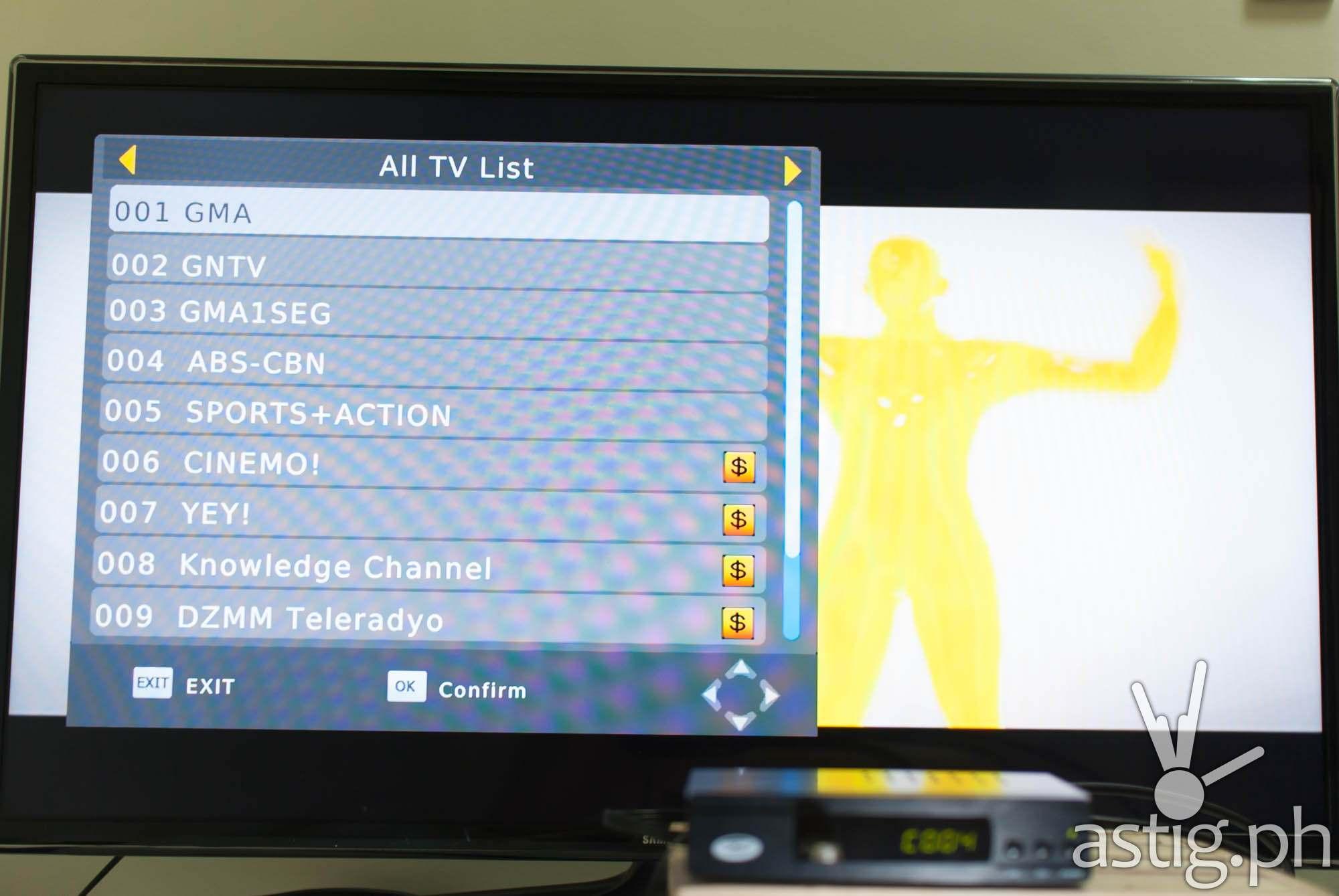 WOW! TV Box review: Ang mahiwagang \