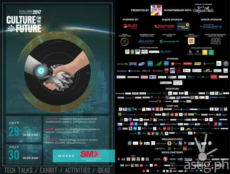Techtonic 2017 poster