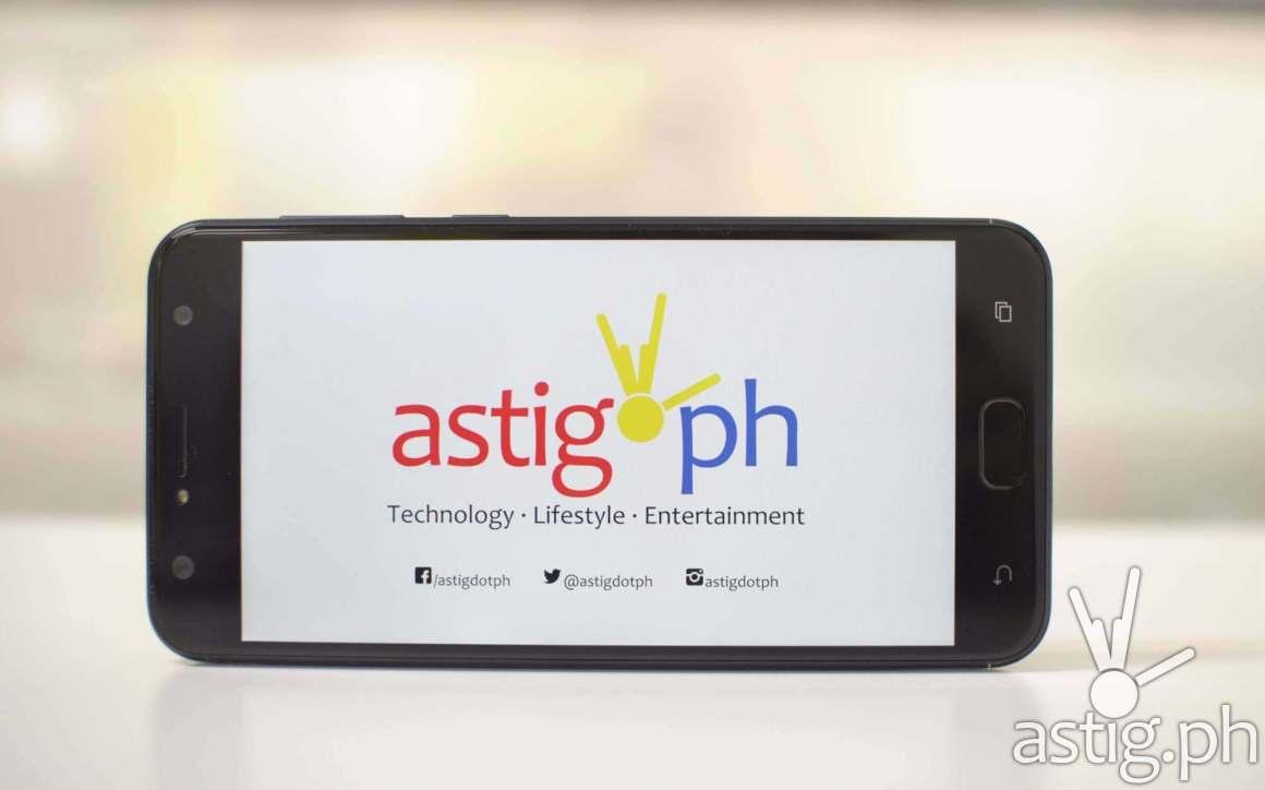 ASUS Zenfone 4 Selfie has a 5.5 inch IPS LCD screen