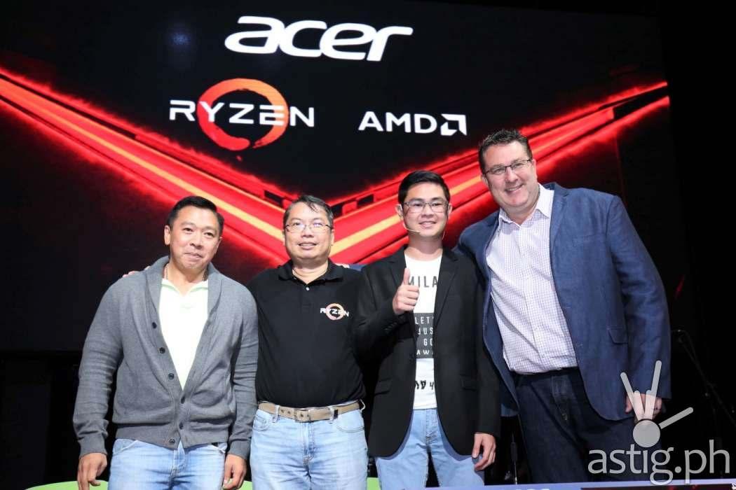 Acer x Ryzen