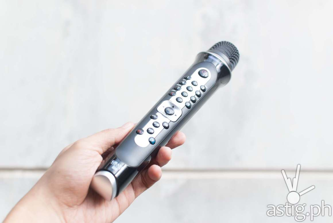 GrandVoice Professional Wireless Microphone - Grand Videoke Symphony 3 Pro
