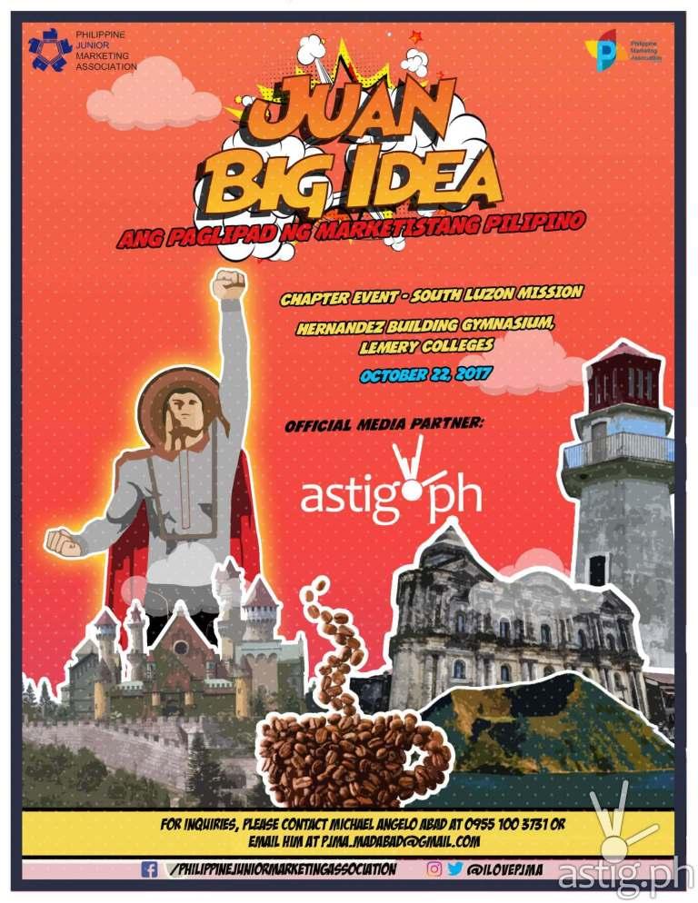 Juan Big Idea poster