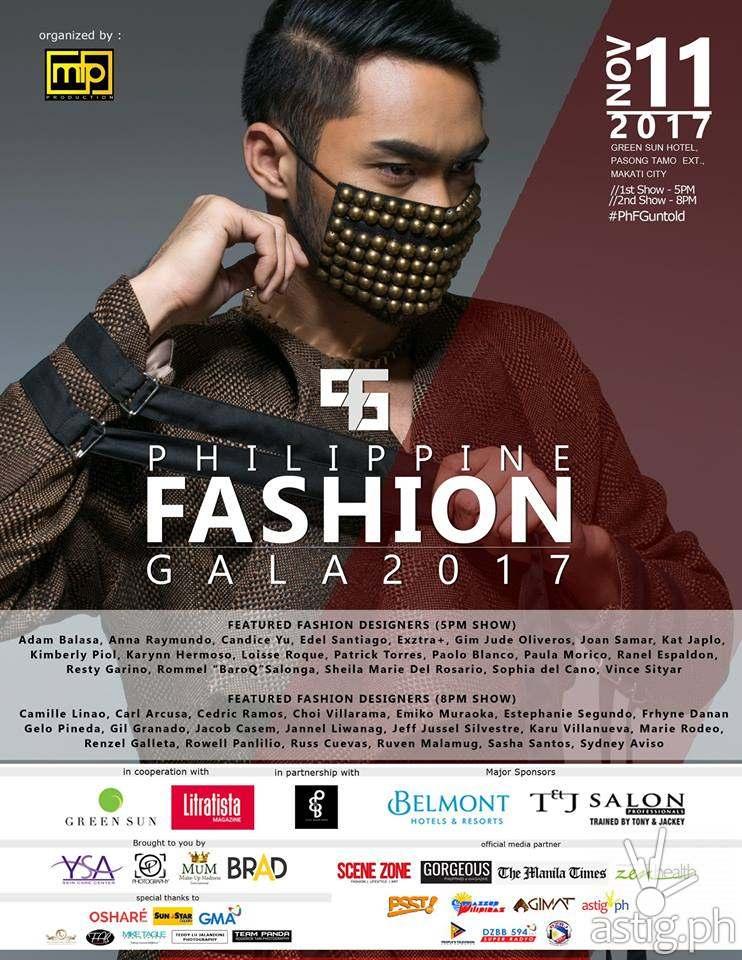 Philippine Fashion Gala - Untold