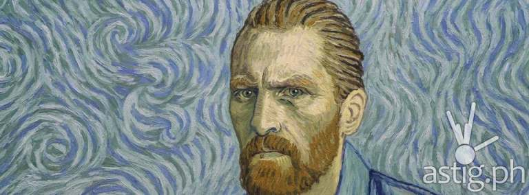 self portrait - Loving Vincent
