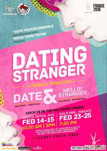 Dating Stranger poster