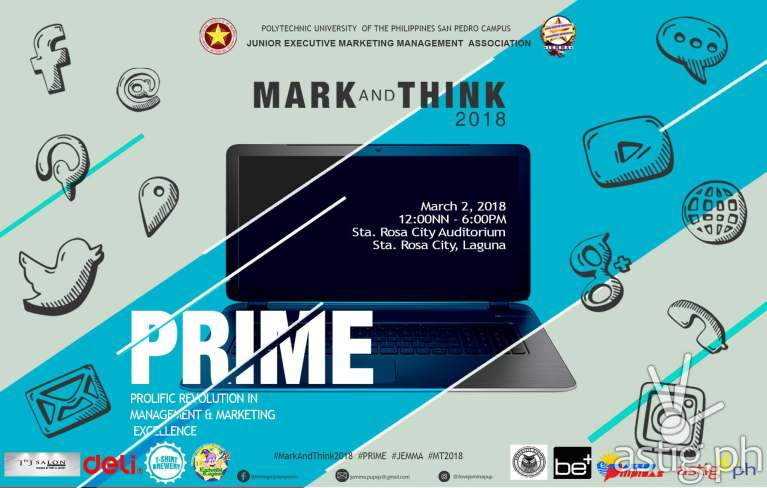 Mark and Think 2018