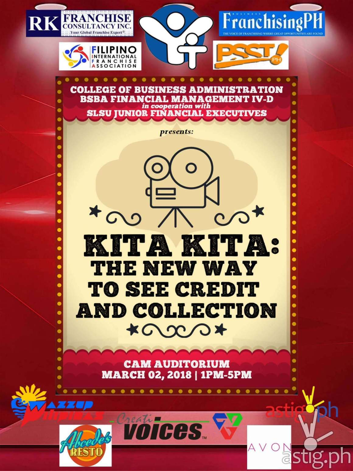 Kita Kita: A New Way to See Credit and Collection poster