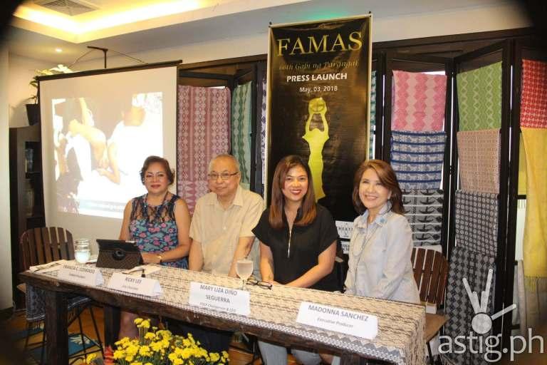 66th FAMAS awards