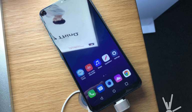 LG G7 ThinQ first impressions [review]