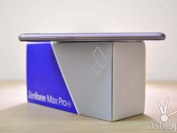 Zenfone Max Pro M1 side