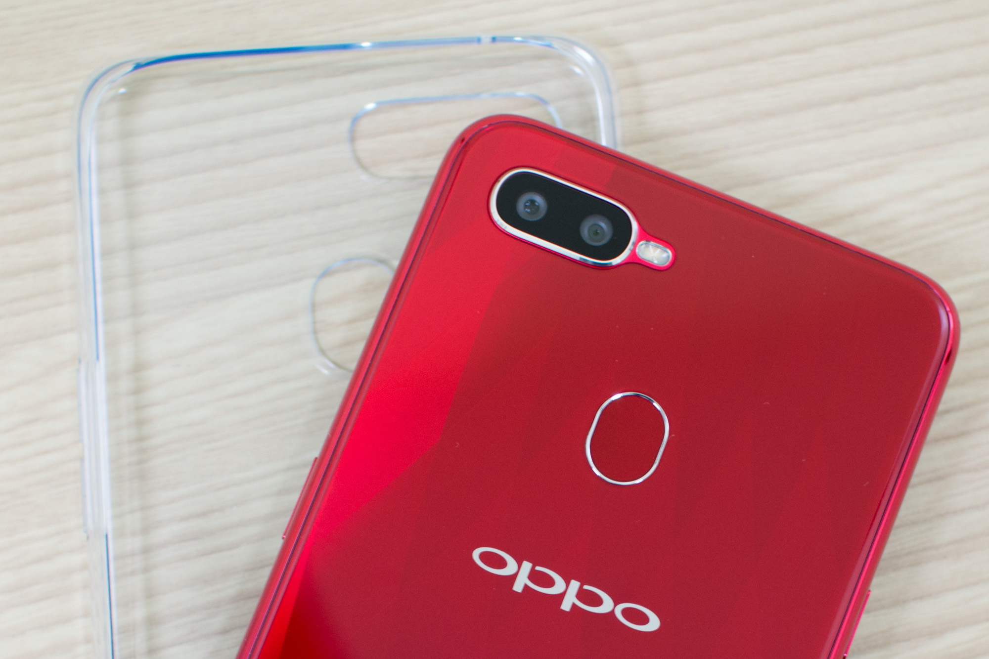 Oppo F9 Review What A Mid Range Phone In 2018 Should Be Case Jelly Camera Fingerprint Scanner