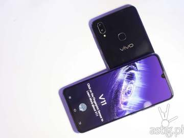 Vivo V11 and Vivo V11i at the Philippine launch