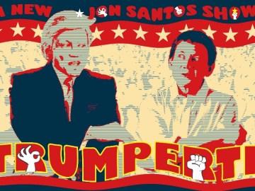 Trumperte poster