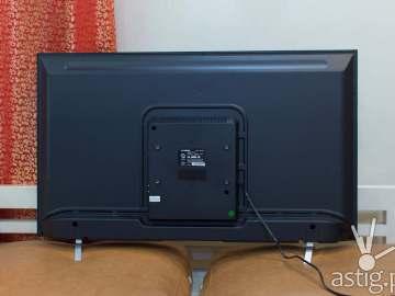 Avision Smart TV 40FL801 - Back