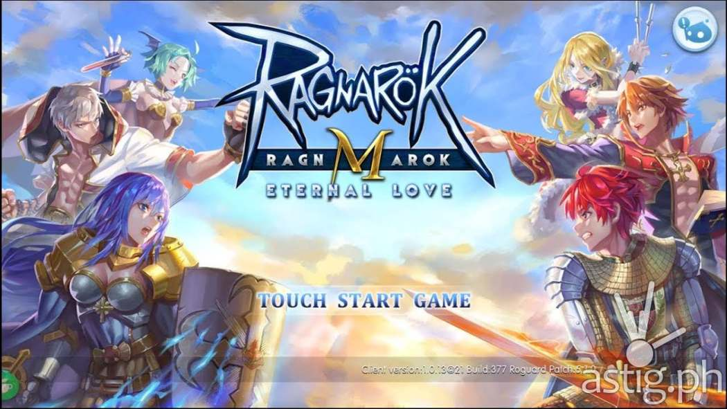 Ragnarok M Eternal Love mobile Philippines SEA open beta
