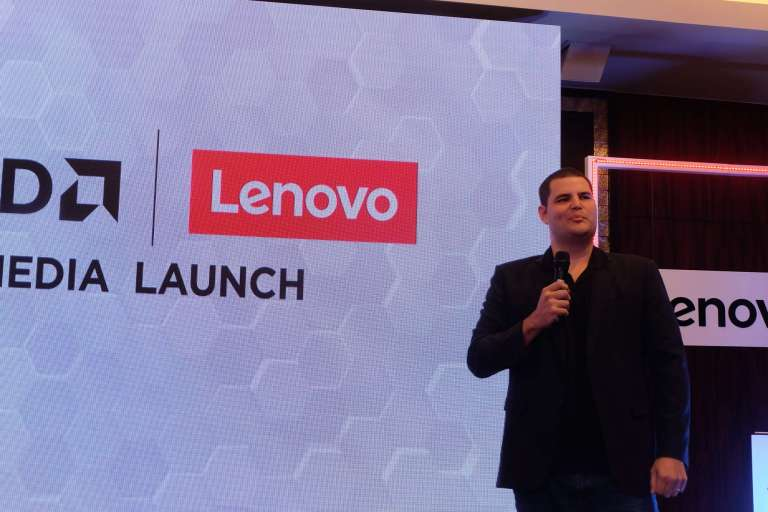 AMD Ryzen Lenovo laptops Philippine launch
