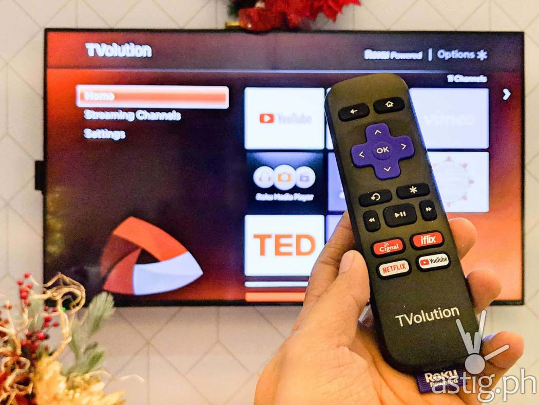 Roku Philippines launch - PLDT TVolution Lite
