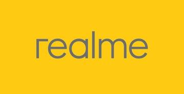 Realme Logo - Main Banner