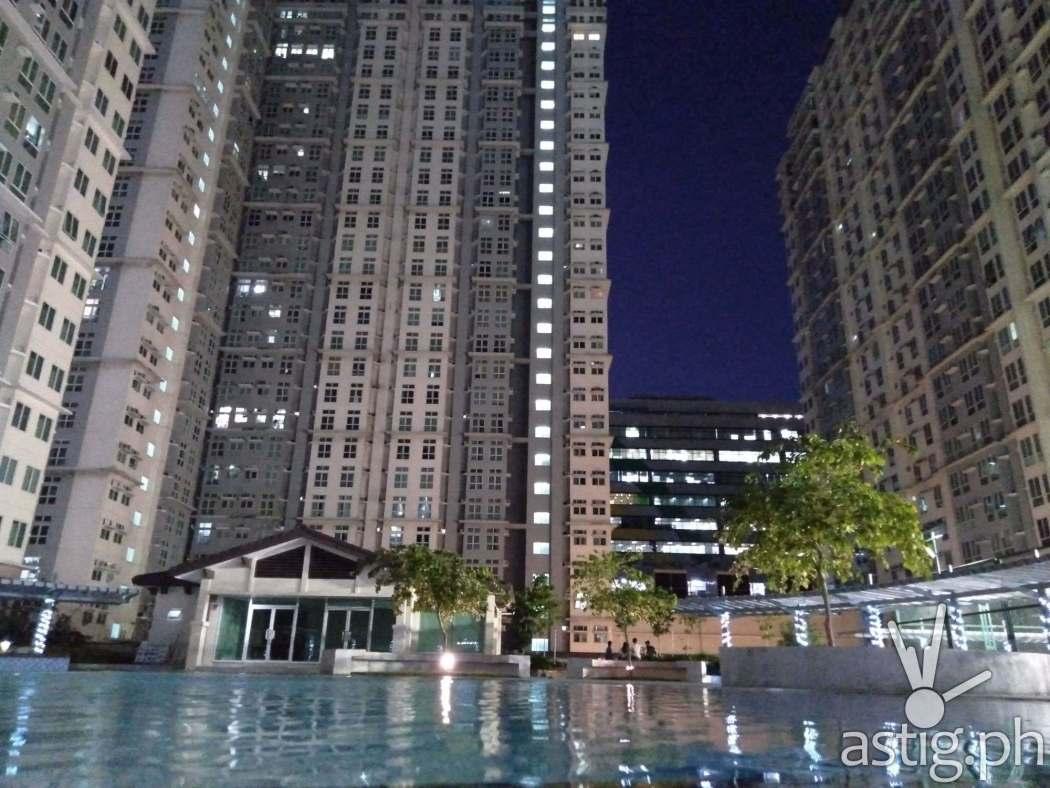 Night shot - Realme C1 sample photo