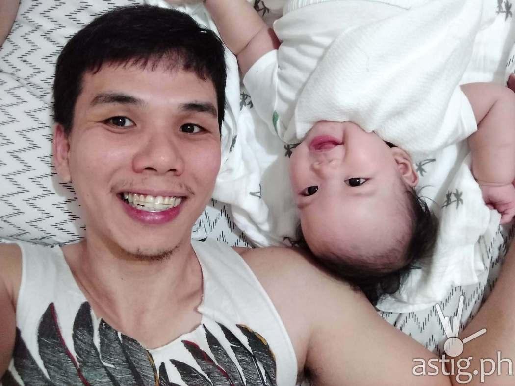 Selfie - Realme C1 sample photo