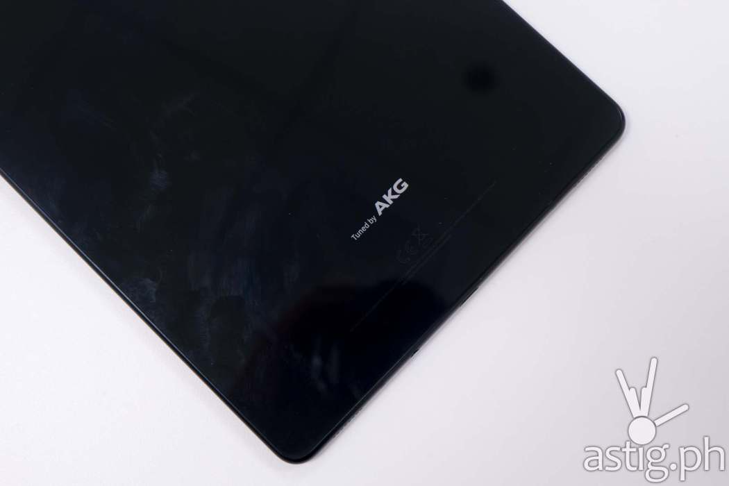 Back bottom - Samsung Galaxy Tab S4 (Philippines)